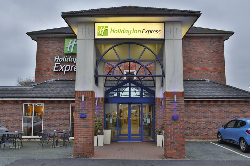 Holiday Inn Express Lichfield-Welcome to Holiday Inn Express Lichfield<br/>Image from Leonardo