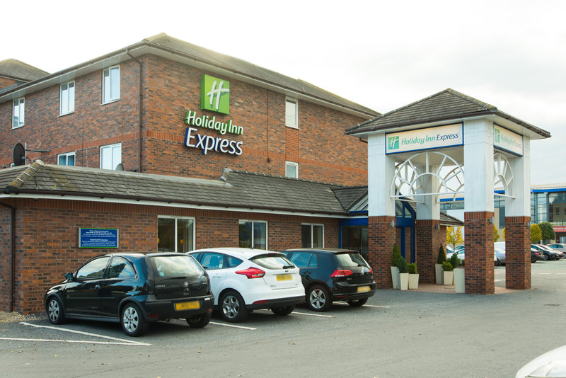 Holiday Inn Express Lichfield-Our modern hotel in Lichfield is 15 miles from Birmingham<br/>Image from Leonardo