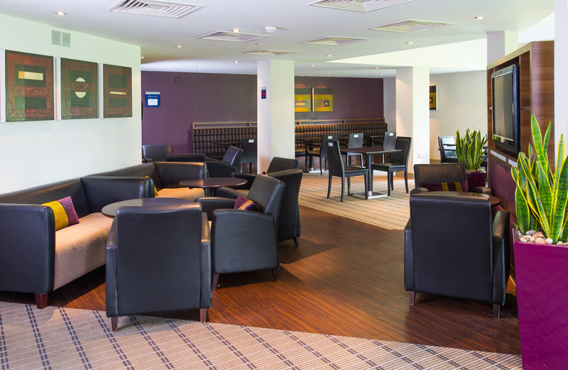 Holiday Inn Express Stirling-Free Wi-Fi is available throughout the hotel<br/>Image from Leonardo