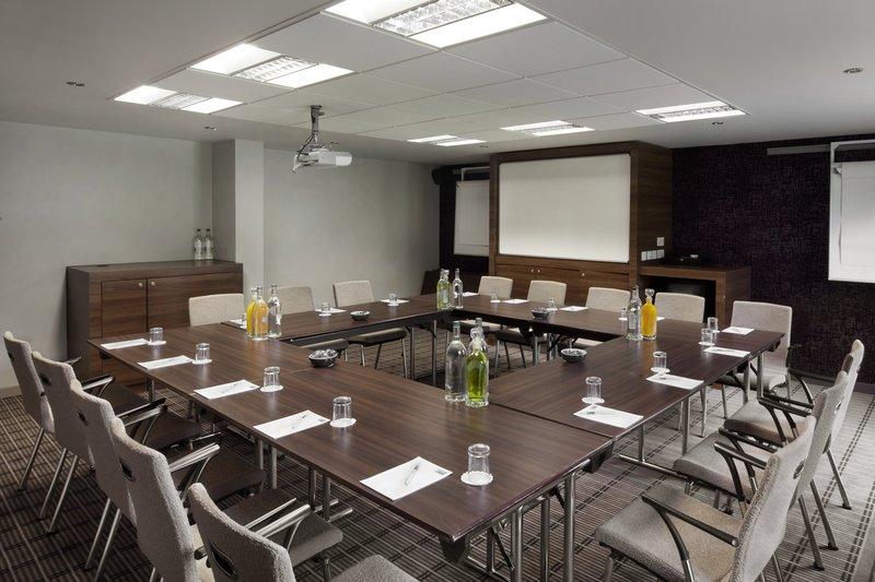 Holiday Inn Express Stirling-Modern meeting room facilities at Holiday Inn Express Stirling<br/>Image from Leonardo
