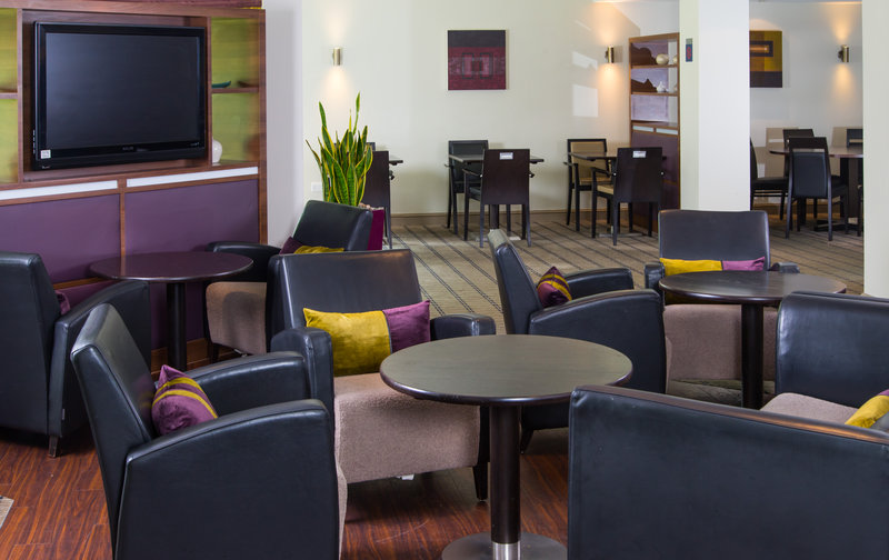 Holiday Inn Express Stirling-Gather round with the family in our comfortable Great Room<br/>Image from Leonardo