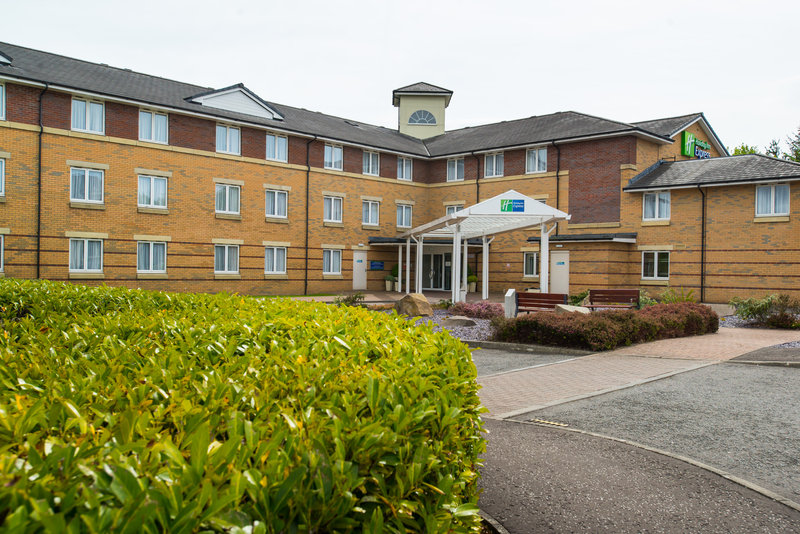 Holiday Inn Express Stirling-Free parking is available for our guests at our Stirling hotel<br/>Image from Leonardo