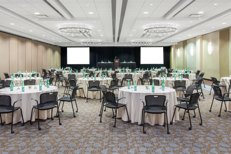 Crowne Plaza Chicago Ohare Hotel & Conference Center-O'Hare I     4032 Sq. Ft. <br/>Image from Leonardo