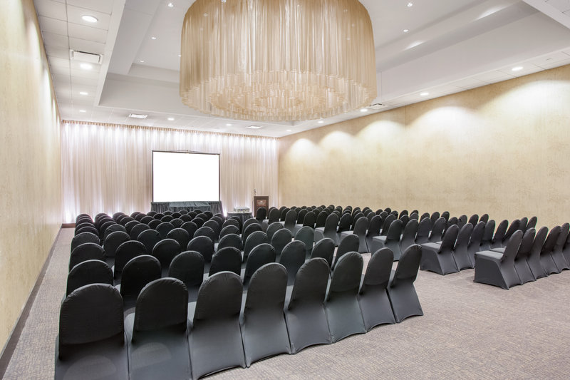 Crowne Plaza Chicago Ohare Hotel & Conference Center-Balmoral Ballroom Theater 2065 Sq. Ft.<br/>Image from Leonardo
