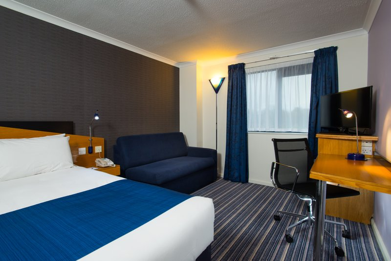 Holiday Inn Express Stafford M6 Jct 13-A great sleep is guaranteed at Holiday Inn Express Stafford<br/>Image from Leonardo