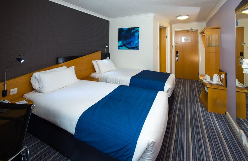 Holiday Inn Express Stafford M6 Jct 13-Our rooms are all en suite and are fitted with power showers<br/>Image from Leonardo
