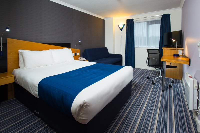Holiday Inn Express Stafford M6 Jct 13-Surf the free Wi-Fi from the comfort of your bedroom<br/>Image from Leonardo