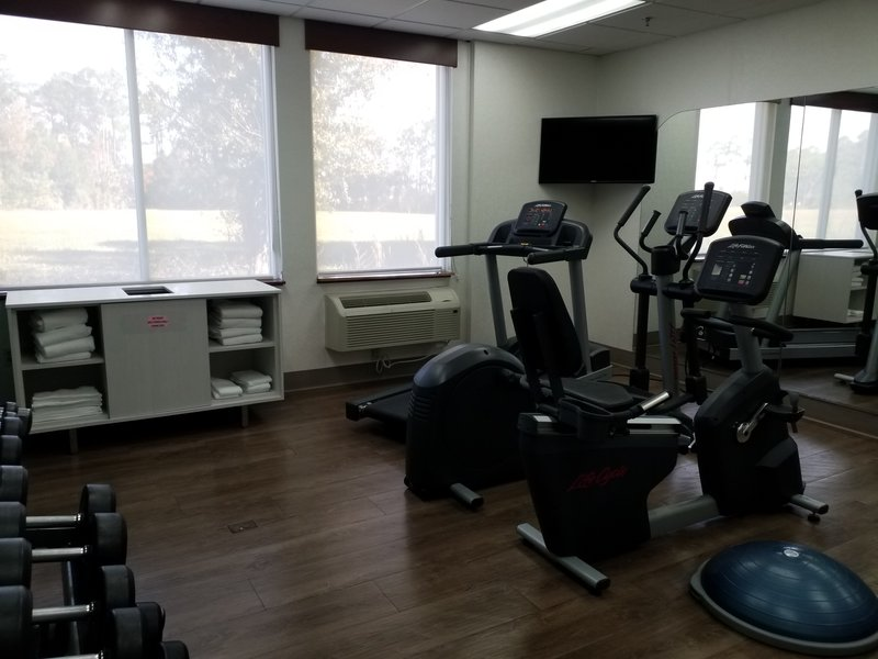 Holiday Inn Express Daytona Beach - Speedway-Fitness Center<br/>Image from Leonardo