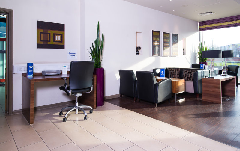 Holiday Inn Express Lincoln City Centre-Business Center at our hotel in Lincoln<br/>Image from Leonardo