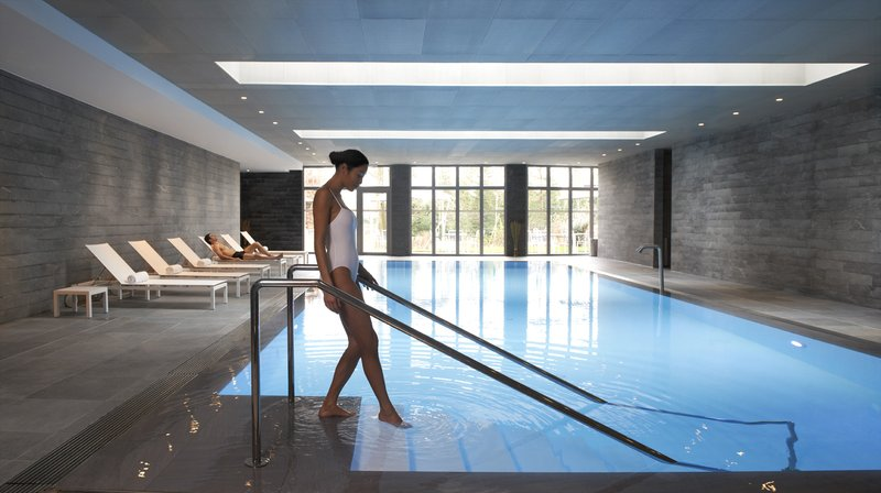 Crowne Plaza Paris - Charles de Gaulle-Relax and enjoy Nuxe Spa at Crowne Plaza Paris - Charles de Gaulle<br/>Image from Leonardo