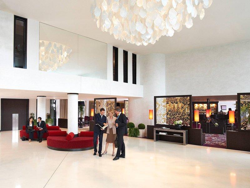 Crowne Plaza Paris - Charles de Gaulle-We hope you enjoy your stay at Roissy en France<br/>Image from Leonardo