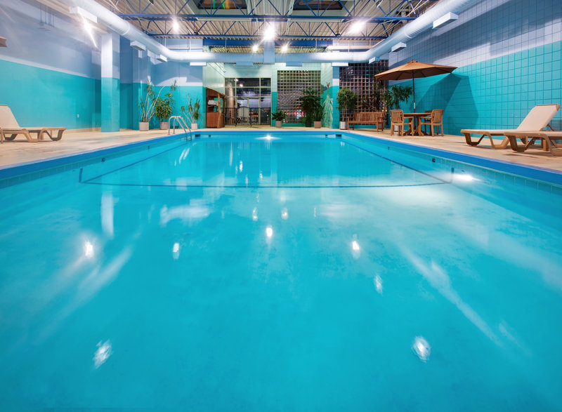 Holiday Inn Des Moines Downtown - Mercy Area-Swimming Pool - Hotel Holiday Inn Downtown DSM<br/>Image from Leonardo