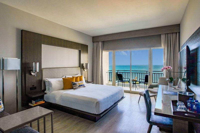 Marriott San Juan Resort - Cabana Room <br/>Image from Leonardo
