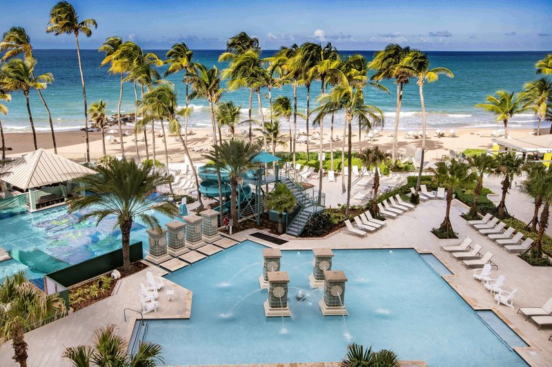 Marriott San Juan Resort - Cabana View <br/>Image from Leonardo