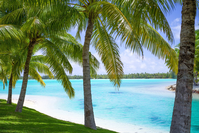 St Regis Resort Bora Bora - Landscape <br/>Image from Leonardo