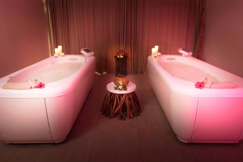 St Regis Resort Bora Bora - Iridium Spa - Hydrotherapy Room <br/>Image from Leonardo