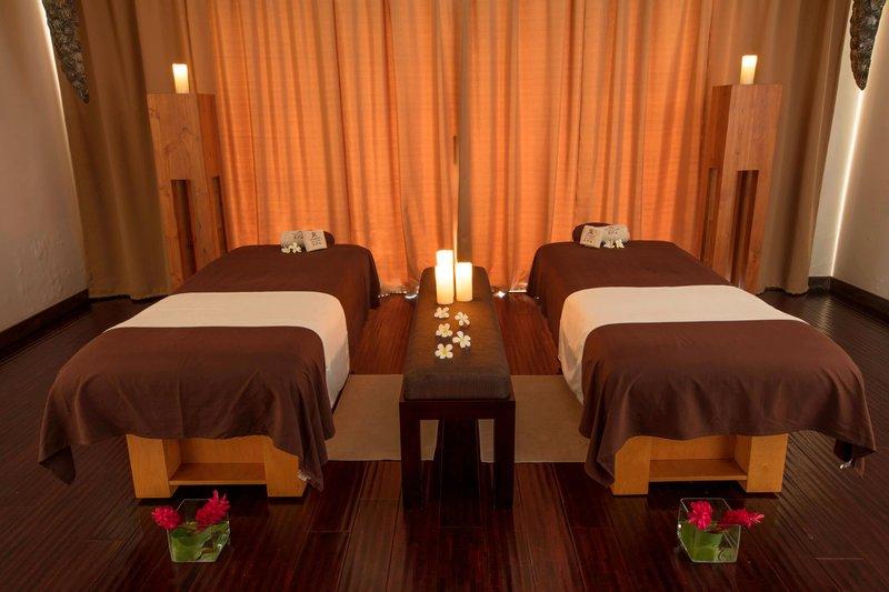 St Regis Resort Bora Bora - Iridium Spa - Treatment Room <br/>Image from Leonardo