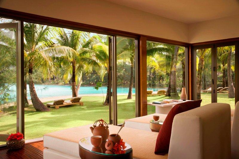 St Regis Resort Bora Bora - Iridium Spa - Relax Room <br/>Image from Leonardo