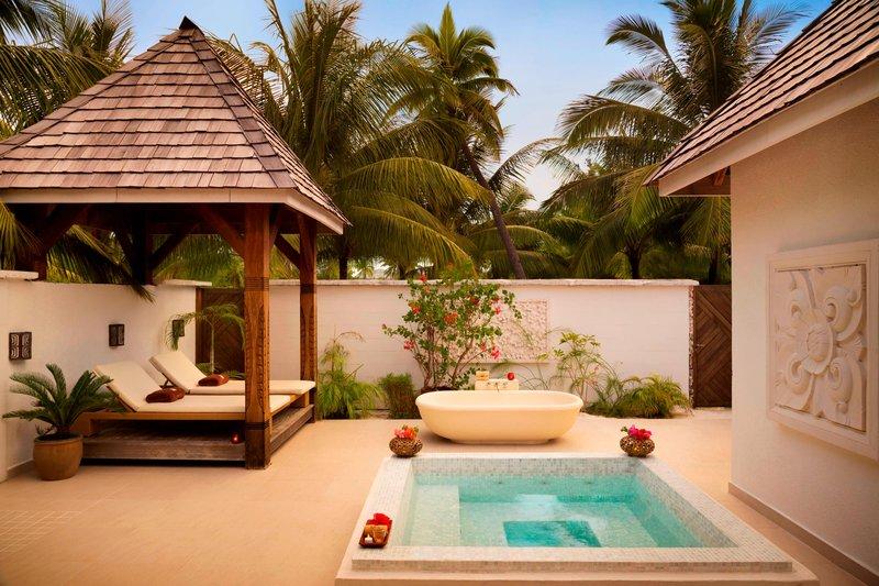 St Regis Resort Bora Bora - Iridium Spa - Amenities <br/>Image from Leonardo