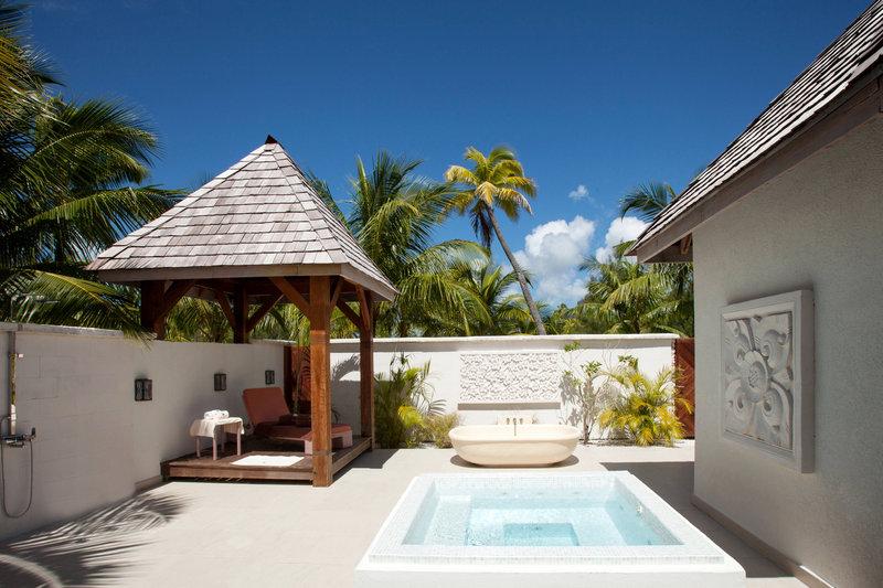 St Regis Resort Bora Bora - Iridium Spa - Treatment Area <br/>Image from Leonardo