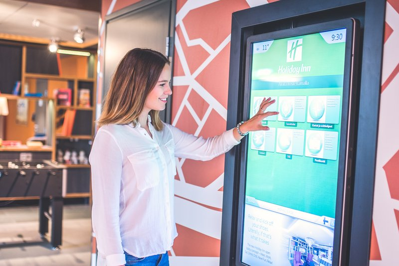 Holiday Inn Helsinki City Centre-All you need to know about Helsinki. Check our Monscierge screen!<br/>Image from Leonardo