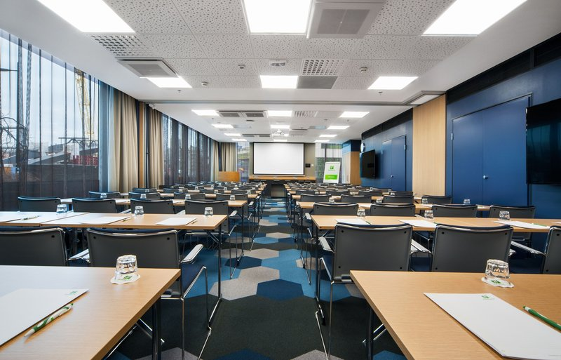 Holiday Inn Helsinki City Centre-New flexible meetings rooms with natural day light<br/>Image from Leonardo