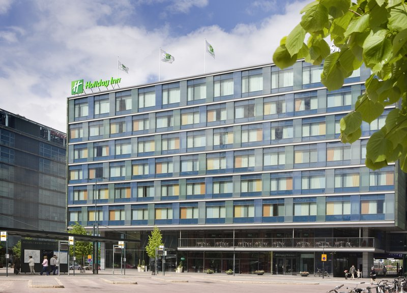 Holiday Inn Helsinki City Centre-The hotel is located in the heart of the city<br/>Image from Leonardo
