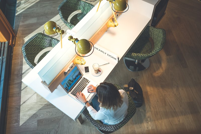 Holiday Inn Helsinki City Centre-Use your own laptop or one of the hotel's computers at the E-Bar<br/>Image from Leonardo