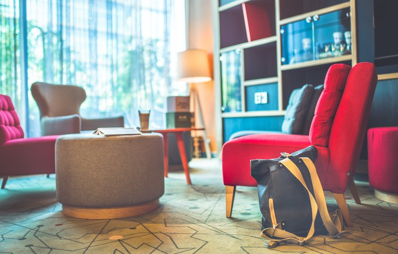 Holiday Inn Helsinki City Centre-Relax at our new Media Lounge reading book or watching TV.<br/>Image from Leonardo