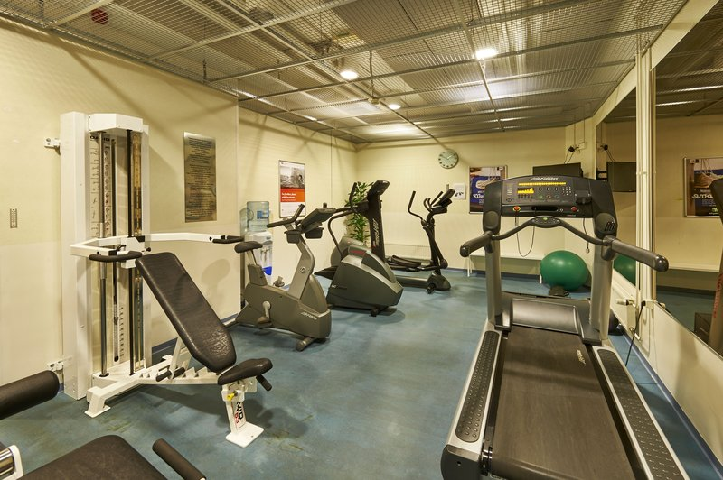 Holiday Inn Helsinki City Centre-You can exercise free of charge in our fitness center<br/>Image from Leonardo