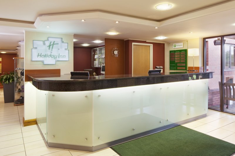 Holiday Inn Northampton-Hotel Lobby<br/>Image from Leonardo