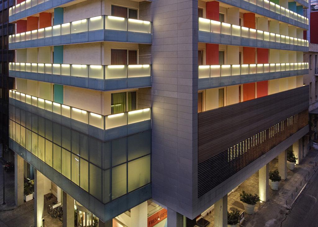 Fresh Hotel - Exterior <br/>Image from Leonardo