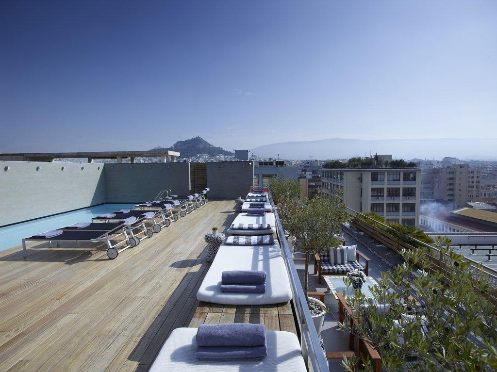 Fresh Hotel - Rooftop Pool <br/>Image from Leonardo