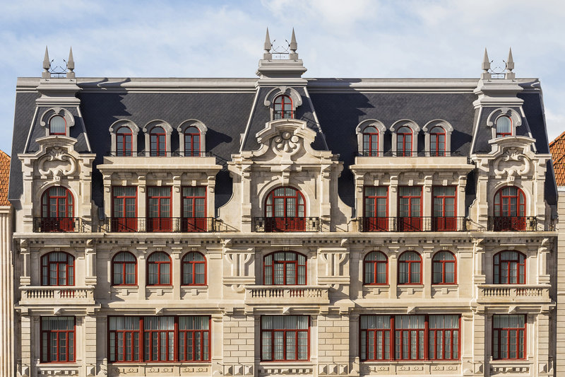 Maison Albar Le Monumental Palace-Front Day<br/>Image from Leonardo