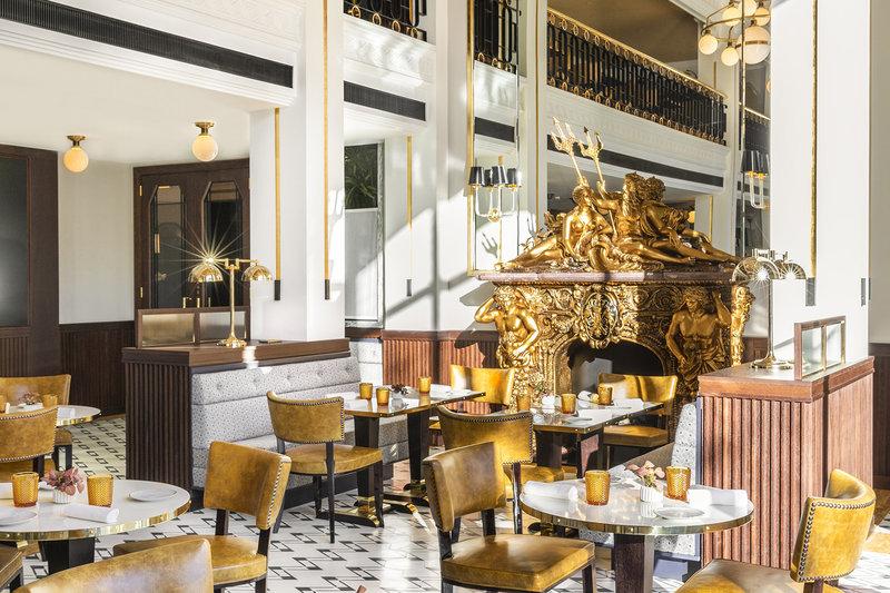 Maison Albar Le Monumental Palace-Monumental Cafe<br/>Image from Leonardo