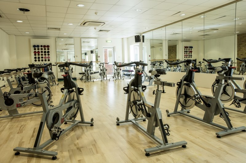 Holiday Inn Guildford-Fitness Centre<br/>Image from Leonardo