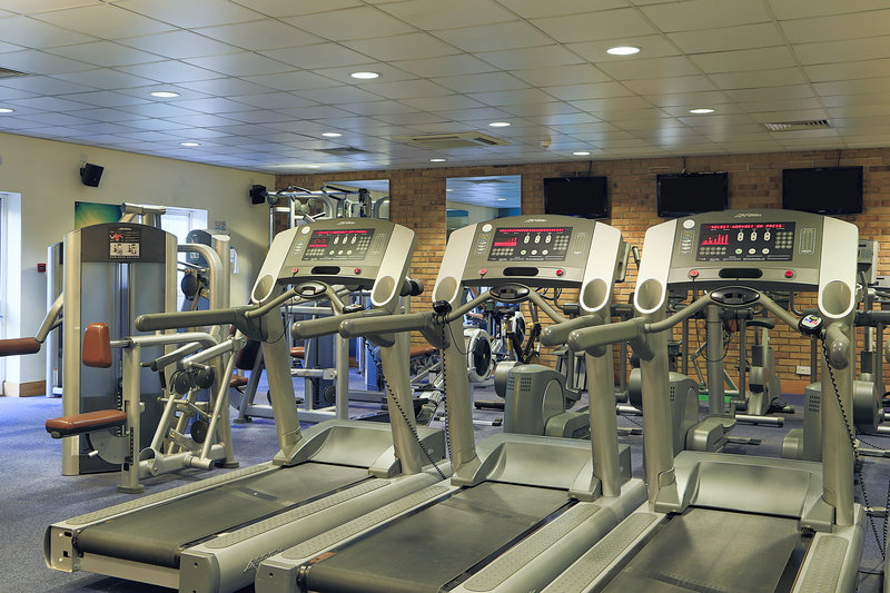 Holiday Inn Guildford-Gym<br/>Image from Leonardo