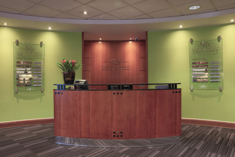 Holiday Inn Guildford-Reception Area<br/>Image from Leonardo