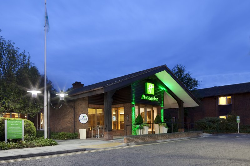 Holiday Inn Guildford-Welcome  to the Holiday Inn Guildford at night<br/>Image from Leonardo