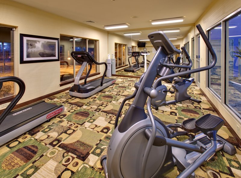 Holiday Inn Express & Suites Pleasant Prairie / Kenosha-Fitness Center at Holiday Inn Express Pleasant Prairie / Kenosha<br/>Image from Leonardo