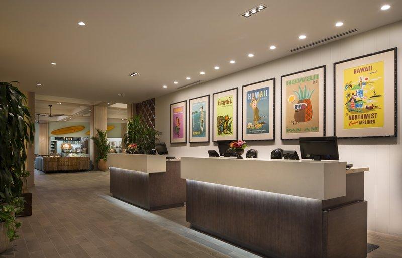 Queen Kapiolani Hotel - QKHLobby <br/>Image from Leonardo