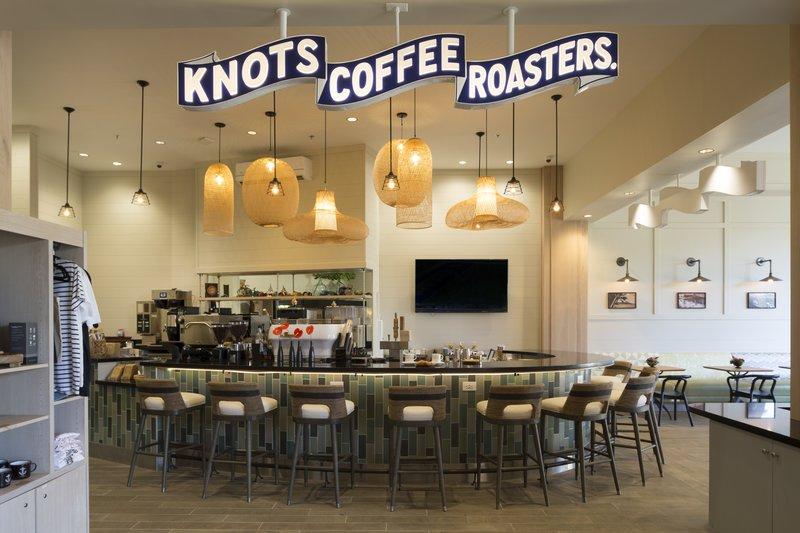 Queen Kapiolani Hotel - Knots Coffee Roaster <br/>Image from Leonardo