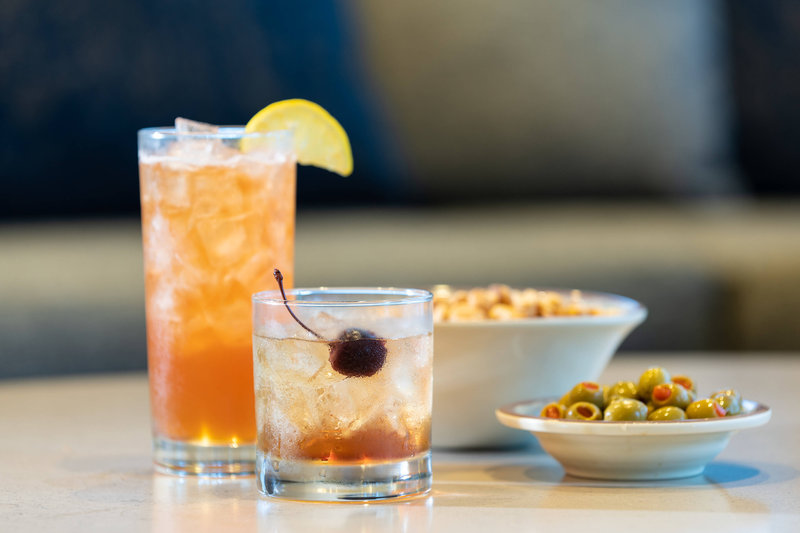 Courtyard Marriott Fort Lauderdale Airport & Cruise Port-The Bistro - Cocktails<br/>Image from Leonardo