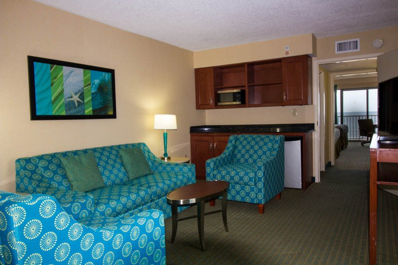 Holiday Inn Hotel & Suites Virginia Beach - North Beach-Oceanfront Two Queen Bed Suite<br/>Image from Leonardo