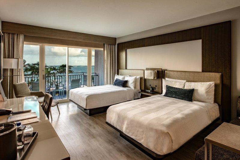 Marriott San Juan Resort - Double/Double Cabana Guest Room <br/>Image from Leonardo