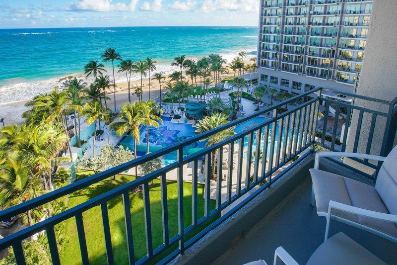 Marriott San Juan Resort - Ocean Cabana View <br/>Image from Leonardo