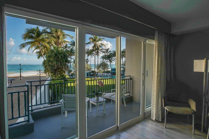 Marriott San Juan Resort - Corner Cabana Guest Room <br/>Image from Leonardo