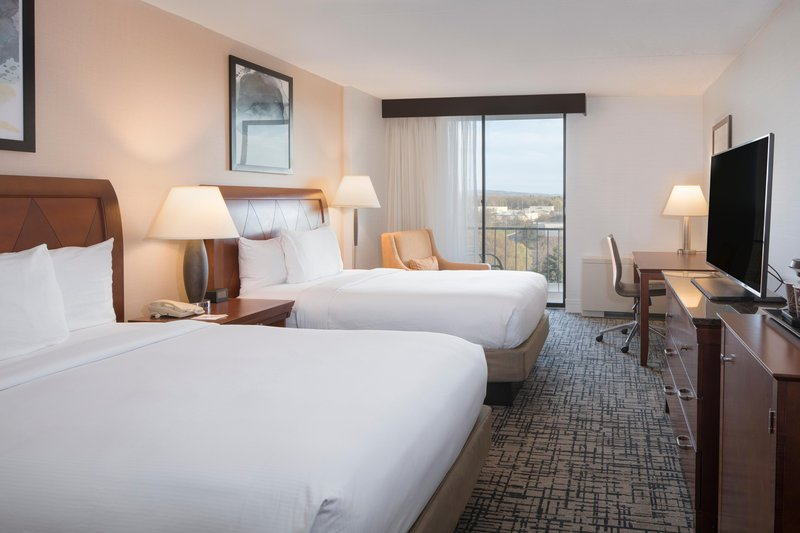 DoubleTree by Hilton Syracuse-Double Bed with Balcony View<br/>Image from Leonardo