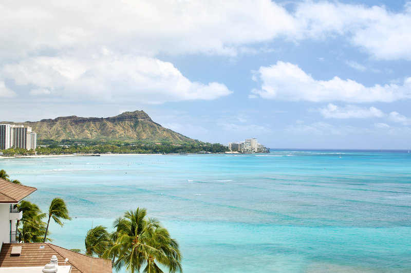 Outrigger Reef Waikiki Beach Resort - Outrigger Reef Waikiki Beach Resort Ocean <br/>Image from Leonardo
