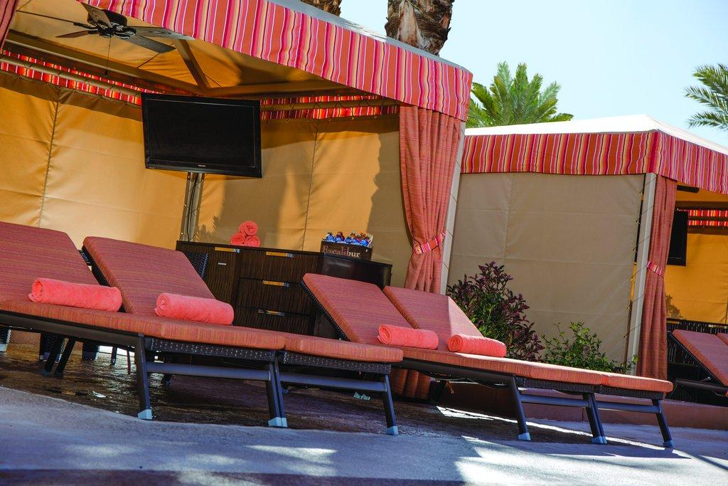 Excalibur Hotel and Casino - Pool <br/>Image from Leonardo
